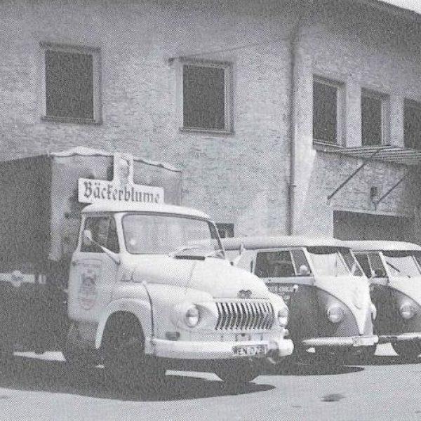 Fuhrpark 1955